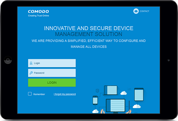 Secure Web Portal For Client Access | Comodo One Web Security