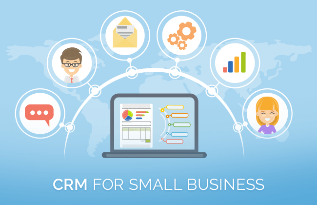 Image result for CRM for small business