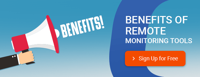 Remote Monitoring Benefits